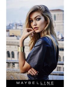 NEW Gigi hadid for maybelline