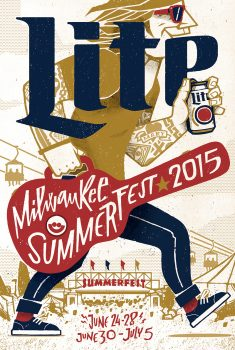 Miller Lite Summerfest Milwaukee 2015