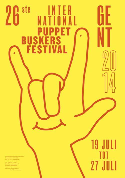 International Puppet Buskers Festival by Steve Reynders