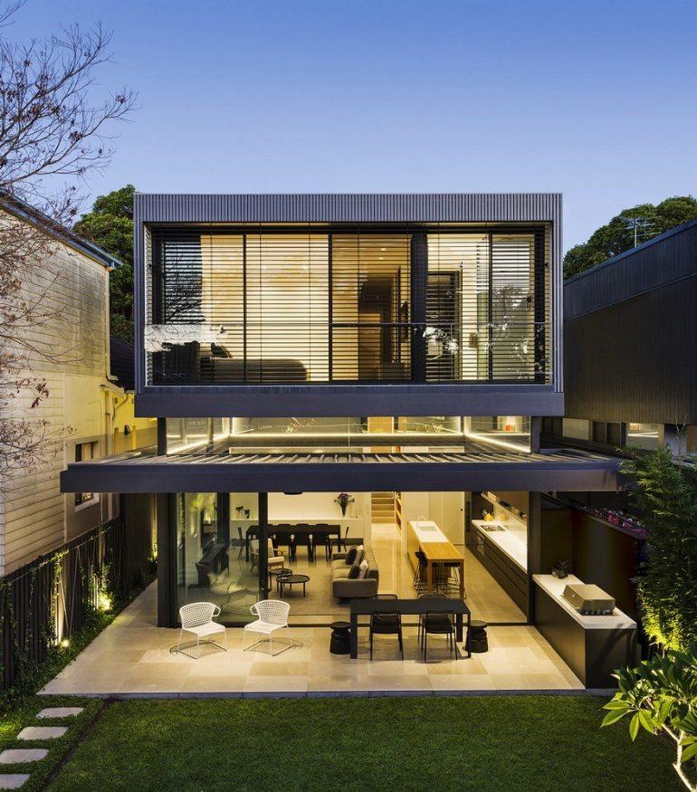 Queens Park House / Madeleine Blanchfield Architects