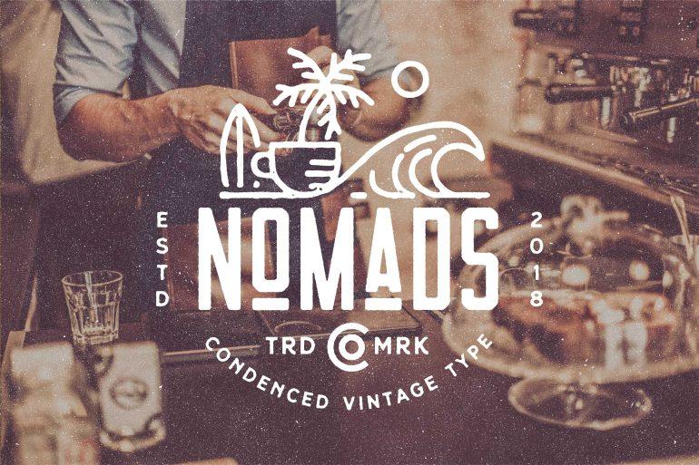 Nomads -The Farmer Original