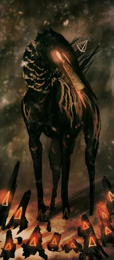 Shadow Stalker by Mozakade