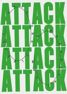 ATTACK poster by Vladislav Sontos