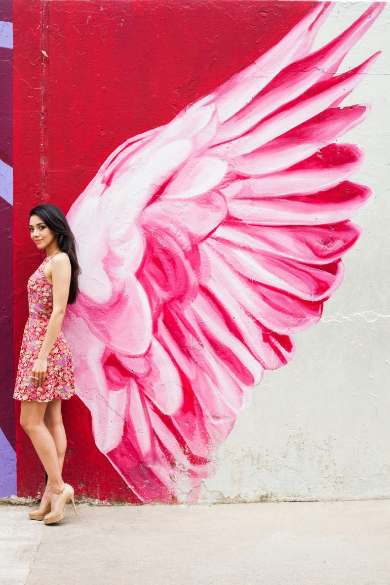 1 Girl, 4 Looks: Meet Dexter's Stylish Star