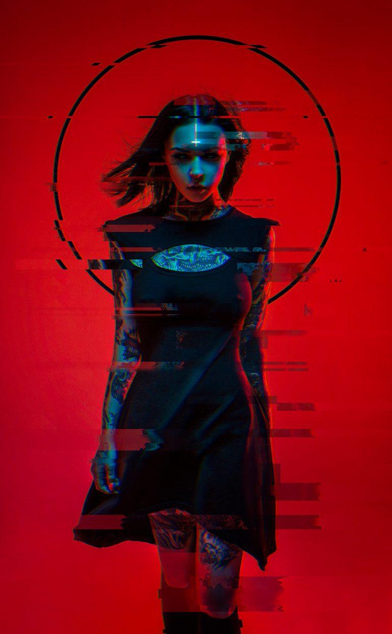 Neon Witch, Aku