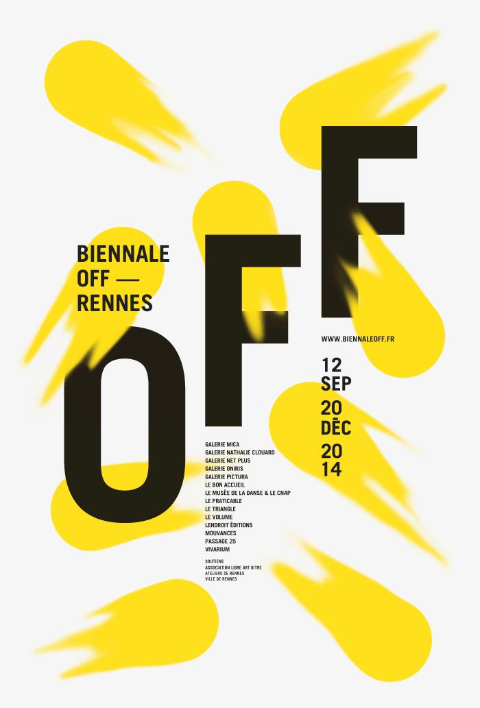 Biennale OFF – Contemporary Art / Rennes