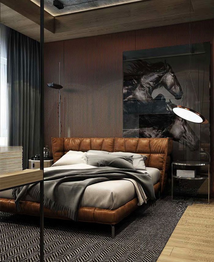 A List of the Best Masculine Bedrooms