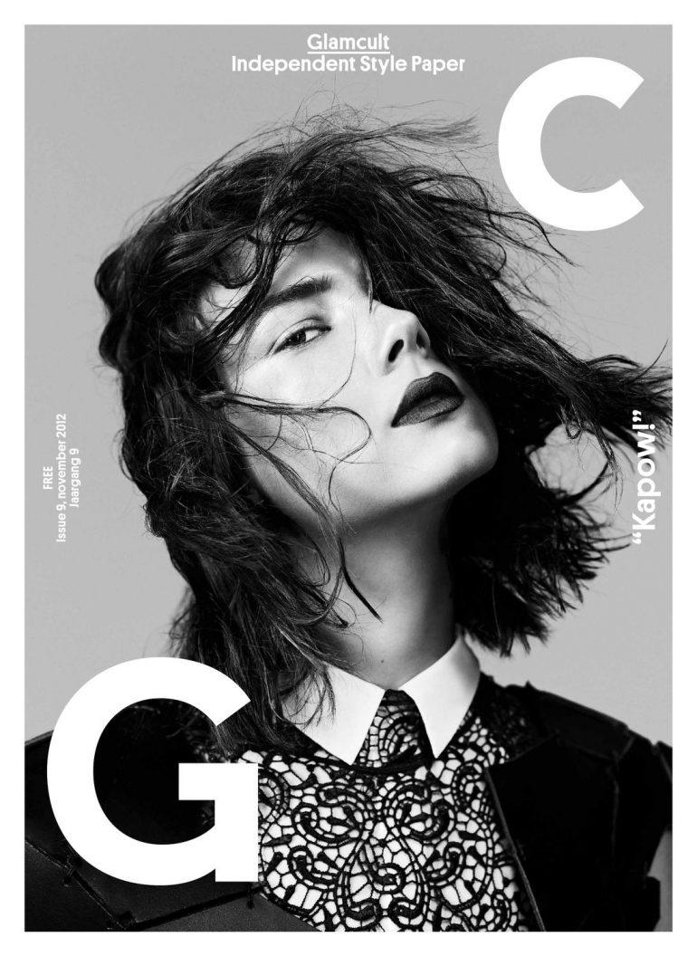 GLAMCULT // ISSUE 09 // NOVEMBER 2012