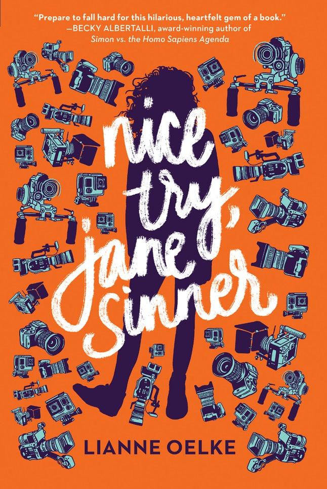 'Nice Try, Jane Sinner' by Lianne Oelke