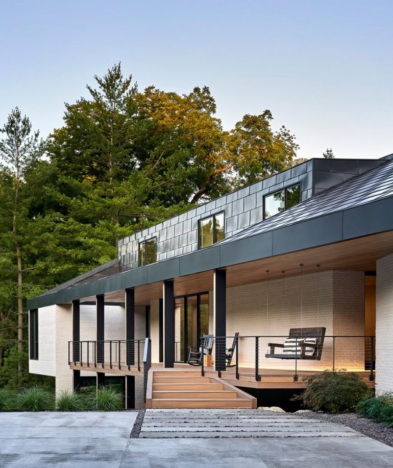 Streamline House / Hufft Projects