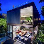 T Residence Monovolume Architecture Design On Inspirationde
