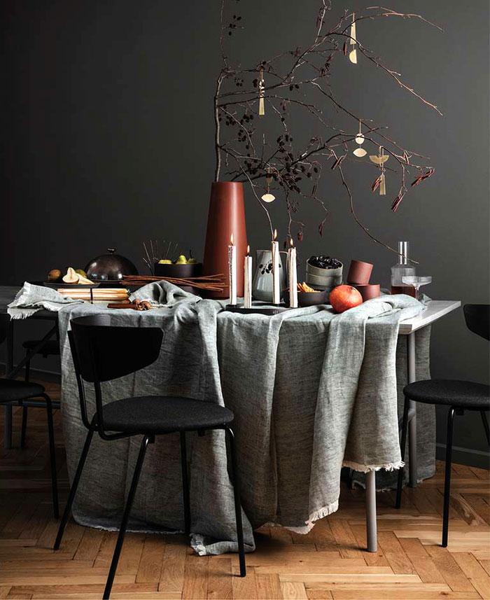 Modern Table Decor