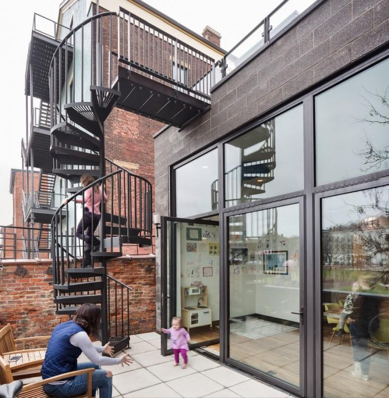 Findlay Neighborhood Residence / PLATTE Architecture + Design
