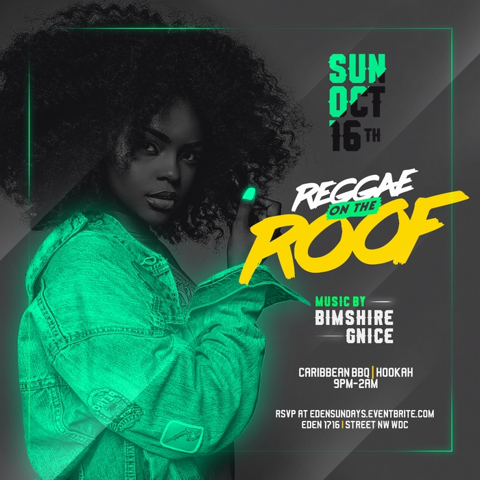 Reggae on the Roof