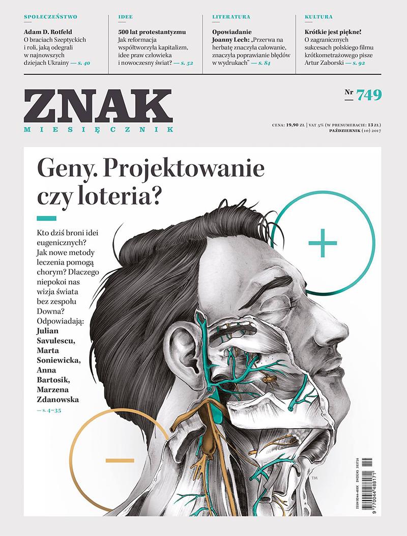 Znak Magazine Cover #749