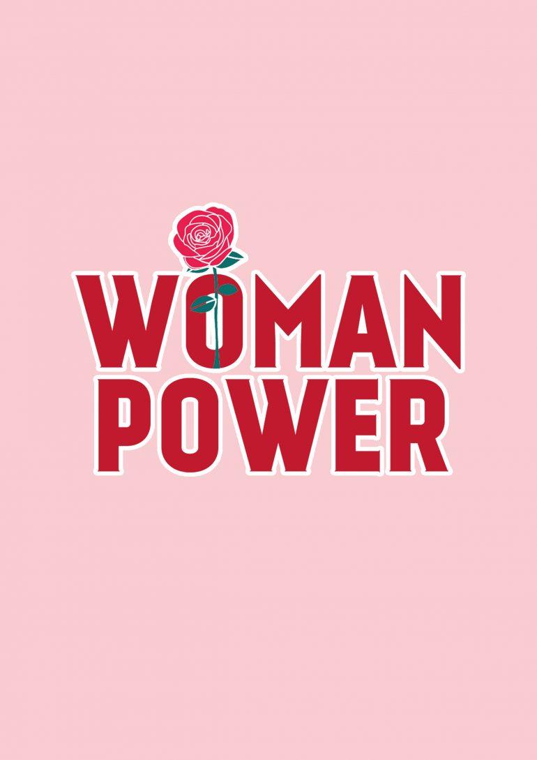 WOMAN-POWER
