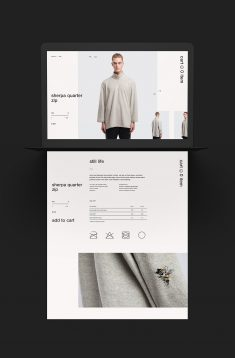 Yelvy – Fashion Website