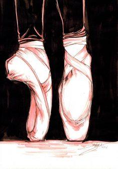 Ballerina by Shaya-Fury