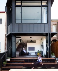 Modern Home in Sidney