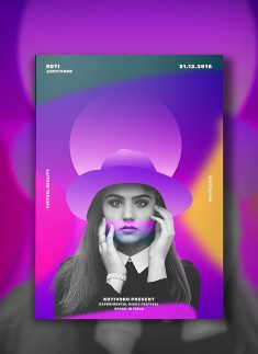 Koti Flyer Template