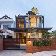 7 Jalan Remis / Aamer Architects