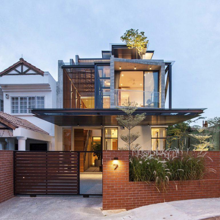 7 Jalan Remis / Aamer Architects