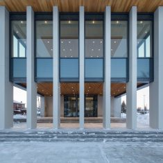 Rigaud City Hall / Affleck de la Riva architects