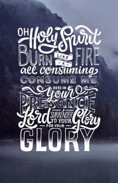 Oh Holy Spirit