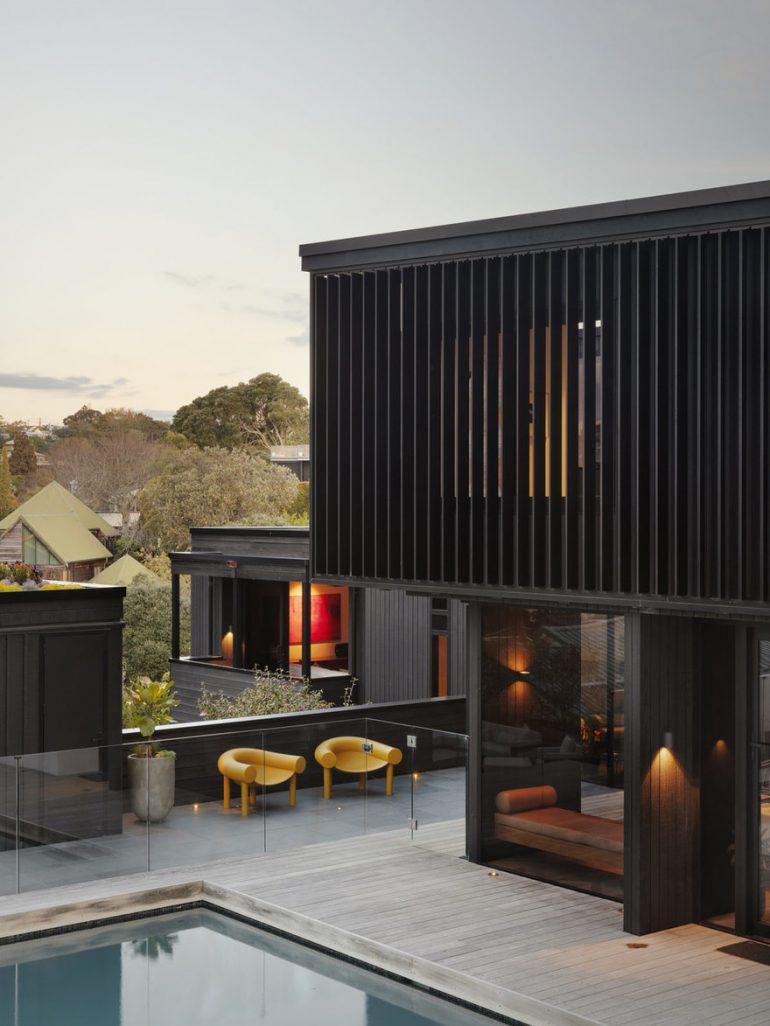 Railley House / Daniel Marshall Architects