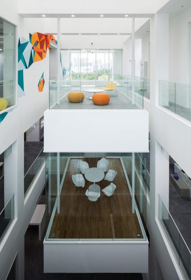 Schmidt Hammer Lassen transforms office into tech incubator