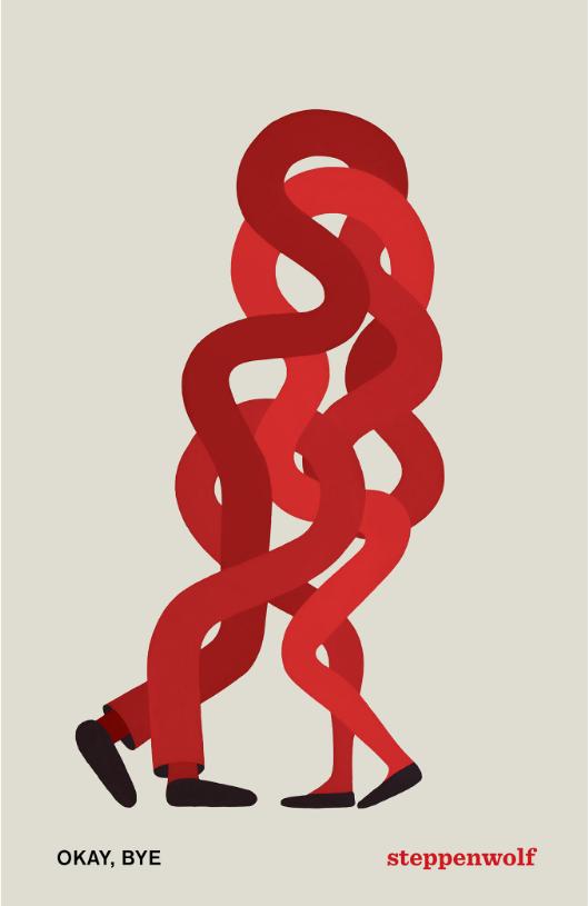 Steppenwolf Poster by geoff mcfetridge
