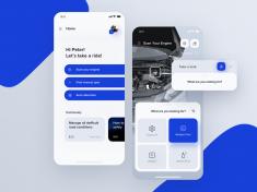 AR Car Mechanic App by Maciej Dyjak