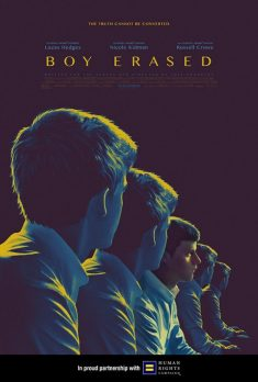 Boy Erased Movie Poster