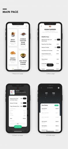 Ricepo App by yong yang