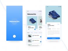 Minimal Footwear App