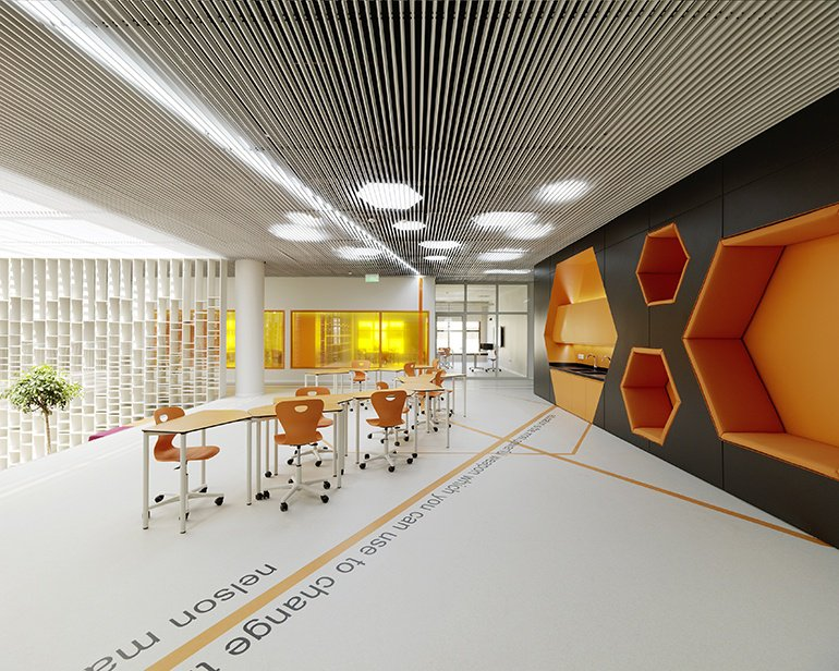 Best Office Space Interiors