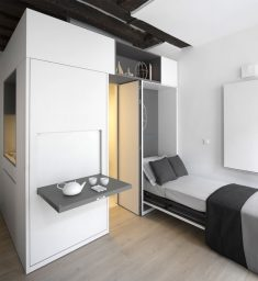 Multifunctional Space in 16 square meters