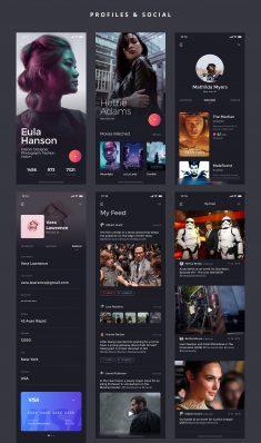 Kino iOS UI Kit
