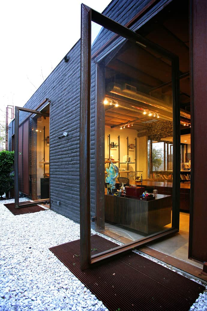 Modern and Sustainable Individual Town Homes by Jonathan Segal FAIA
