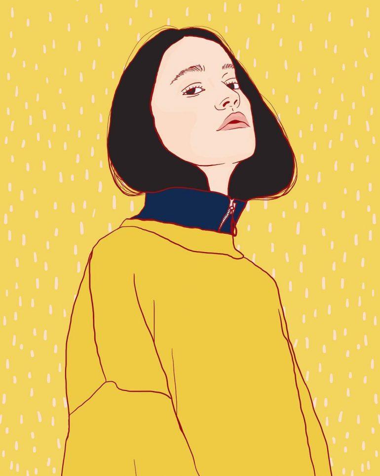 """Brittney Klein – """"Yellow forever"""""""
