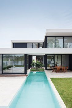 OON Architecture – Barbarita House, rationalist