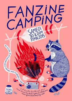 Fanzine Camping