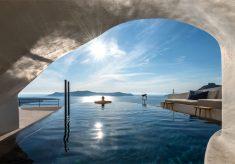 Porto Fira Suites in Santorini