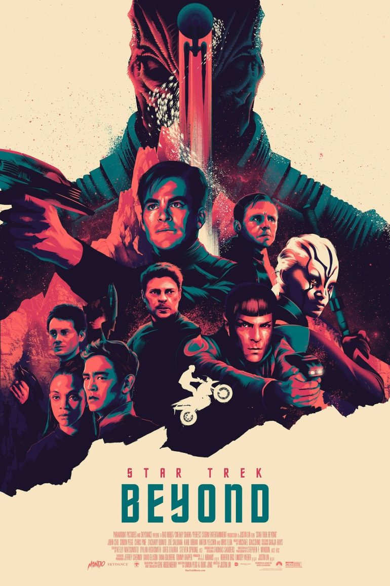 'Star Trek Beyond' by Matt Taylor