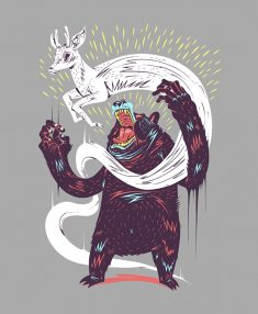 Threadless prints – Tony Riff