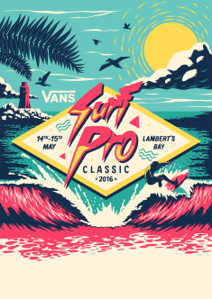 Vans Surf Pro Classic on Behance