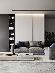 A Muted Interior for Everyday Inspiration