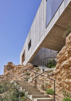 Bamberger House in Karpathos, Greece / OOAK Architects