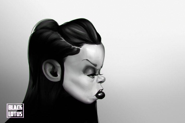 02_Black Lotus series