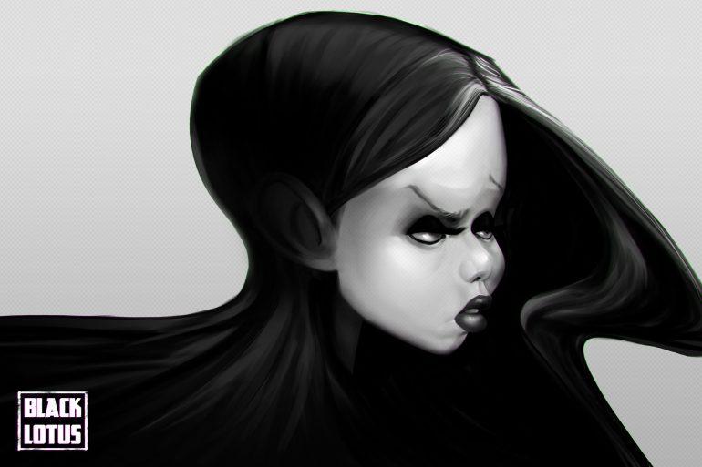 01_Black Lotus series